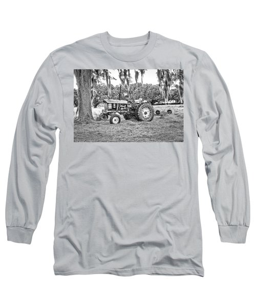 John Deere - Hay Rake Long Sleeve T-Shirt