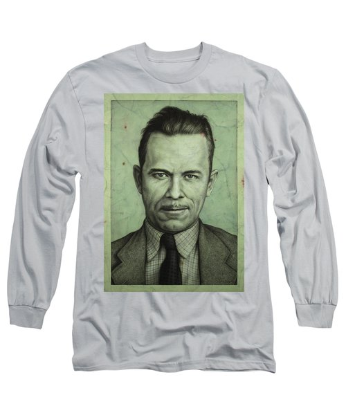 John Dillinger Long Sleeve T-Shirt