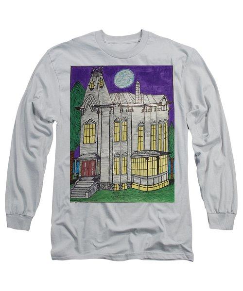 John Henes Home. Long Sleeve T-Shirt