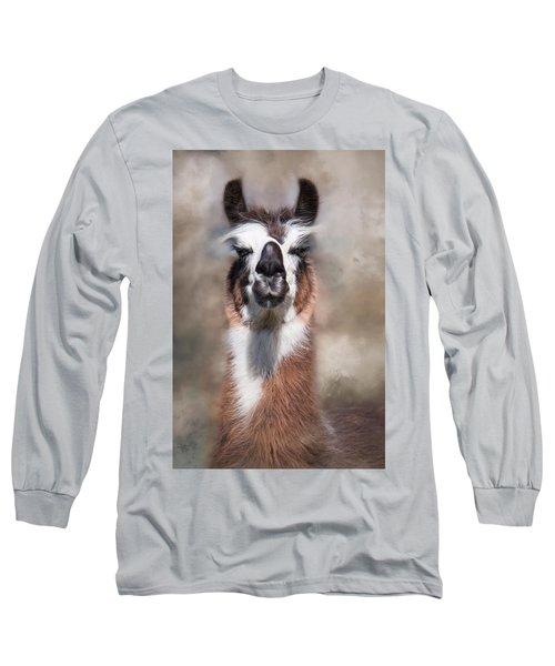 Jolly Llama Long Sleeve T-Shirt