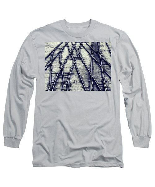 Journey Marks Long Sleeve T-Shirt