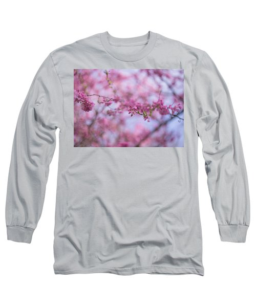Joy Of Spring Long Sleeve T-Shirt