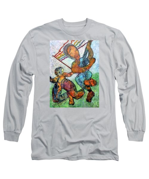 Jump For Joy Long Sleeve T-Shirt