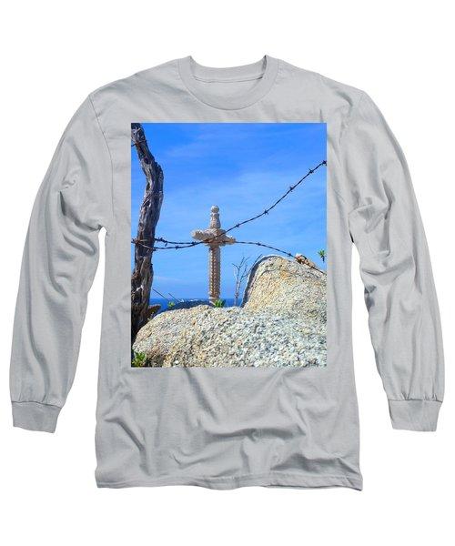 Just Beyond Long Sleeve T-Shirt by Barbie Corbett-Newmin