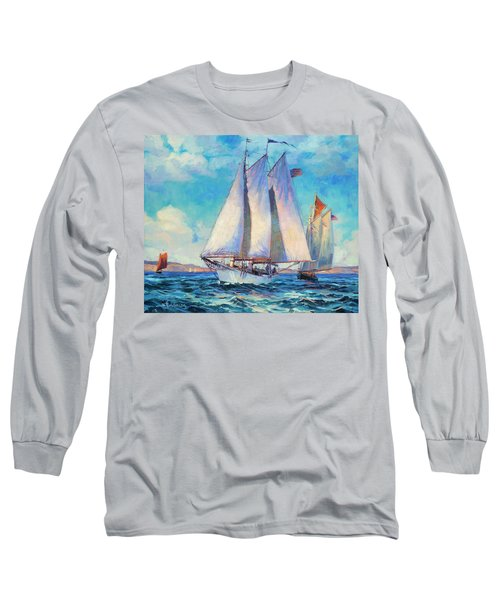 Just Breezin' Long Sleeve T-Shirt