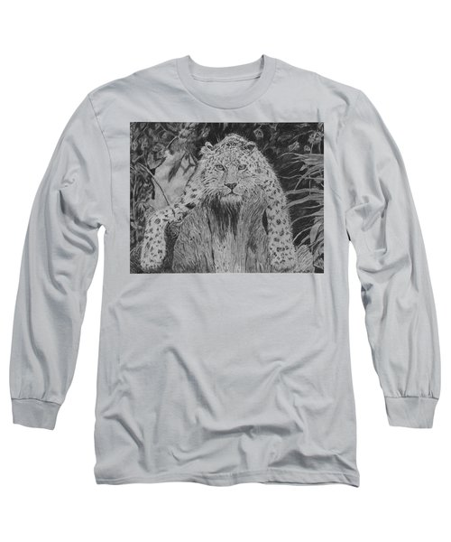Just Hanging Out Long Sleeve T-Shirt