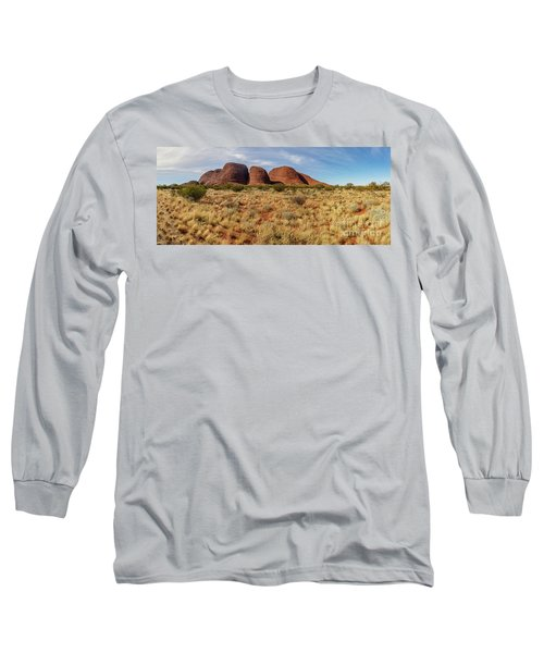 Kata Tjuta 10 Long Sleeve T-Shirt