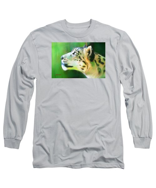 Katso Valo Long Sleeve T-Shirt by Greg Collins