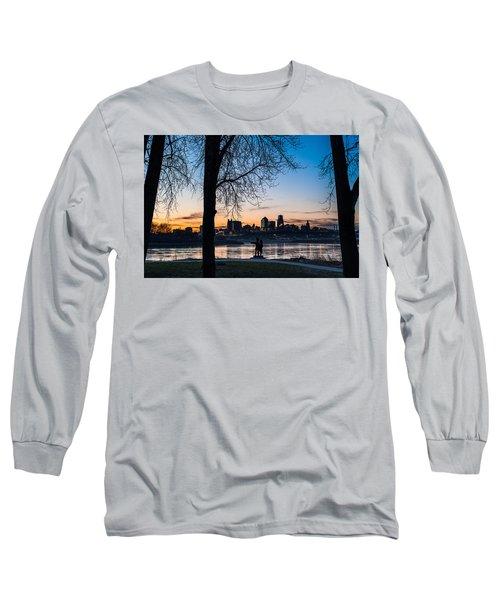 Kaw Point Park Long Sleeve T-Shirt