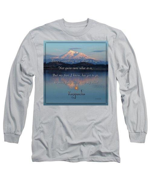 Kaypacha - February 15, 2017 Long Sleeve T-Shirt