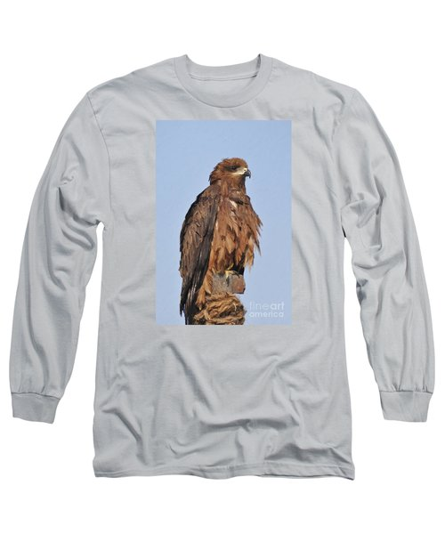 Keeping An Eye On The Enemy Long Sleeve T-Shirt
