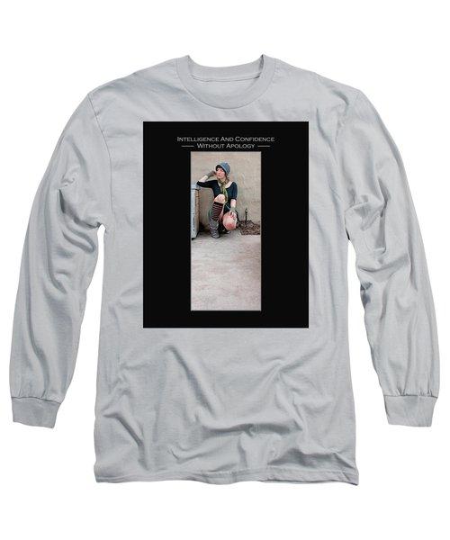 Kellie Peach 3-52 Long Sleeve T-Shirt