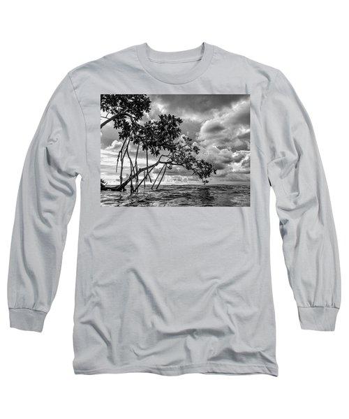 Key Largo Mangroves Long Sleeve T-Shirt