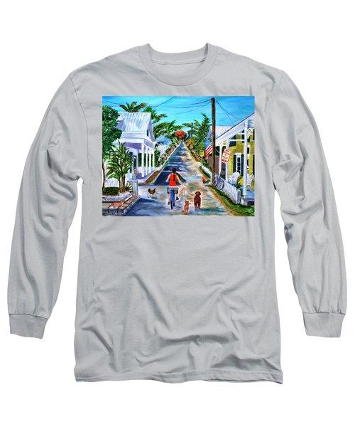 Key West Lane Long Sleeve T-Shirt