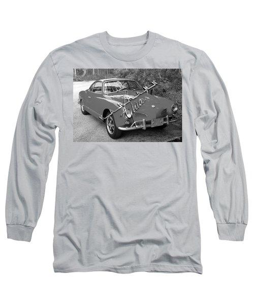 Kg1bw Long Sleeve T-Shirt by David Lee Thompson