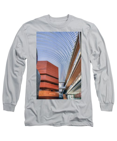 Kimmel Center For The Performing Arts Long Sleeve T-Shirt