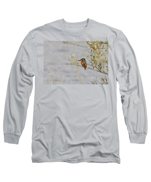 Kingfisher Waiting Long Sleeve T-Shirt