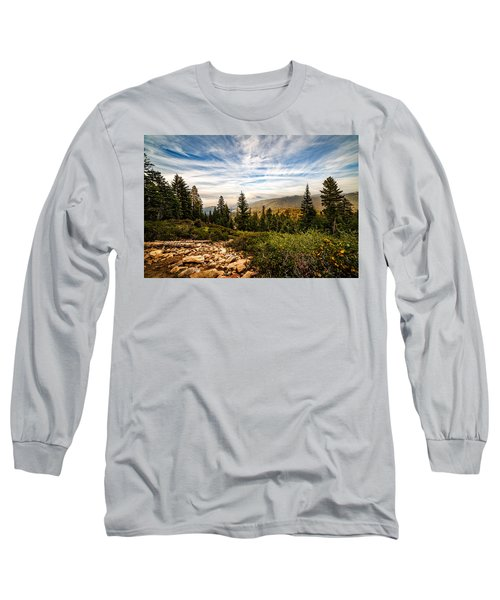 King's Canyon Crown Long Sleeve T-Shirt