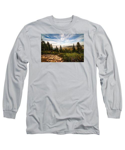 King's Canyon Crown Long Sleeve T-Shirt