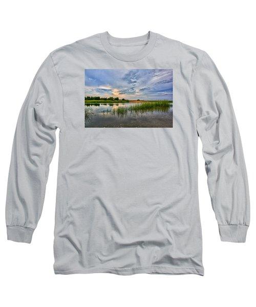Kings Park Bluffs Long Sleeve T-Shirt
