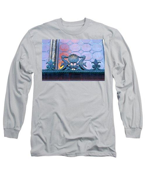 Kissing The Shell Long Sleeve T-Shirt