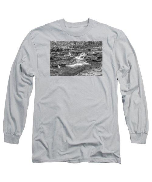 Kitchen Creek Bw - 8902-3 Long Sleeve T-Shirt by G L Sarti