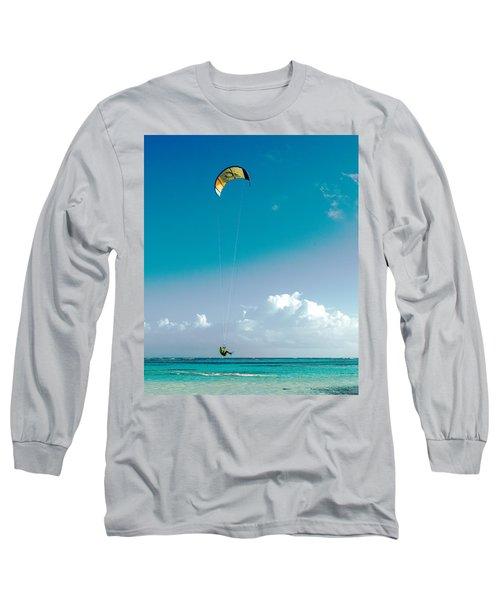 Kitebording Long Sleeve T-Shirt
