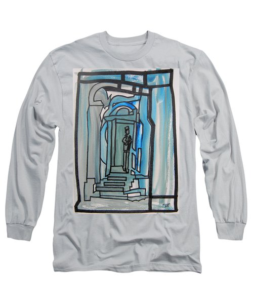 Knocking On Heaven's Door Long Sleeve T-Shirt