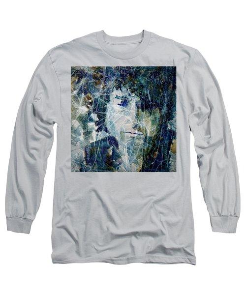 Knocking On Heaven's Door Long Sleeve T-Shirt