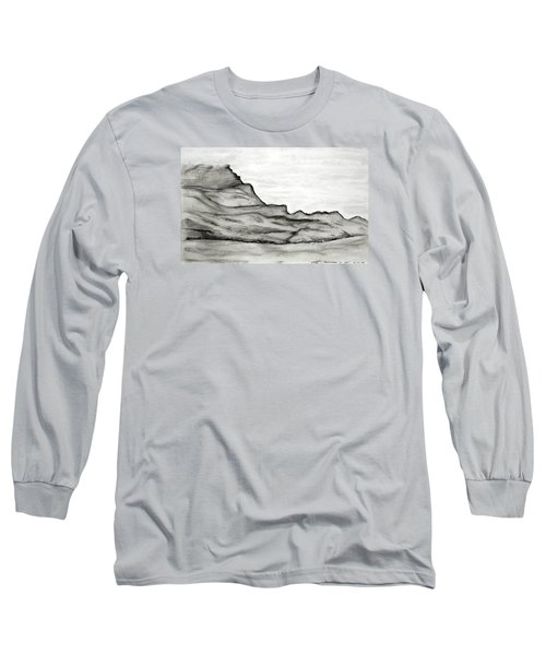 Knockmore In Mist Long Sleeve T-Shirt