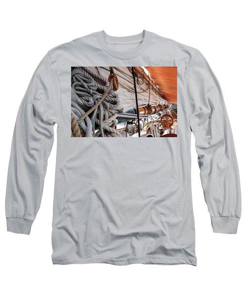 Knot A Problem Long Sleeve T-Shirt
