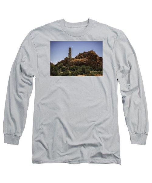 Kodachrome Hoodoo Long Sleeve T-Shirt by Elizabeth Eldridge