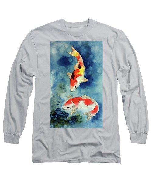 Koi Fish 3  Long Sleeve T-Shirt