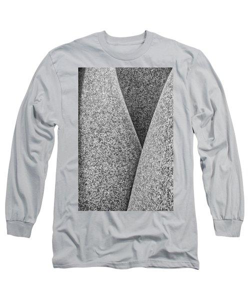 Kontinuitat By Max Bill. Long Sleeve T-Shirt
