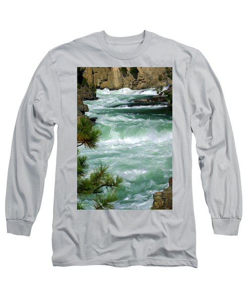 Kootenai River Long Sleeve T-Shirt