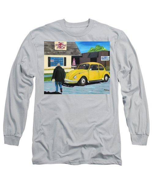 Kraut Burgers Long Sleeve T-Shirt