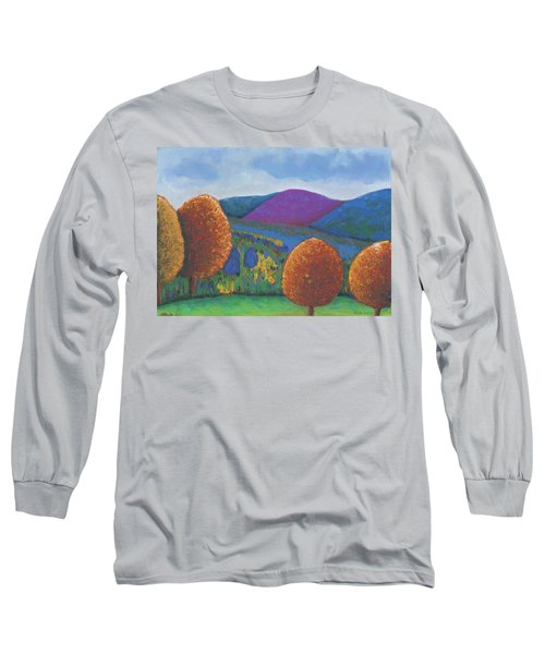 Kripalu Autumn Long Sleeve T-Shirt