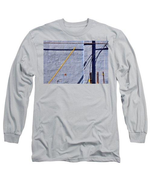 Krishna Blue Long Sleeve T-Shirt