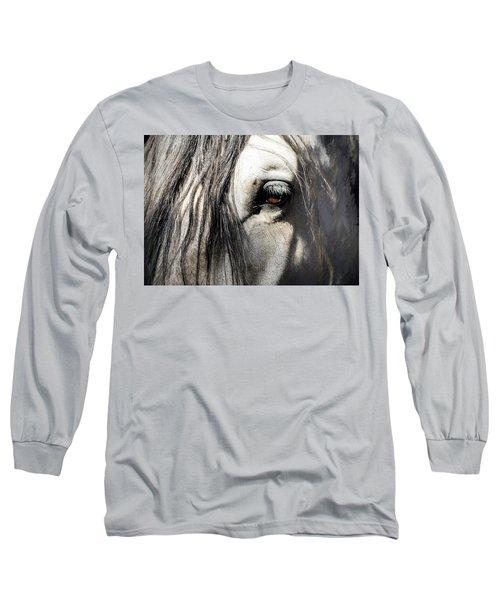 Kyra's Soul Long Sleeve T-Shirt by Lynn Palmer
