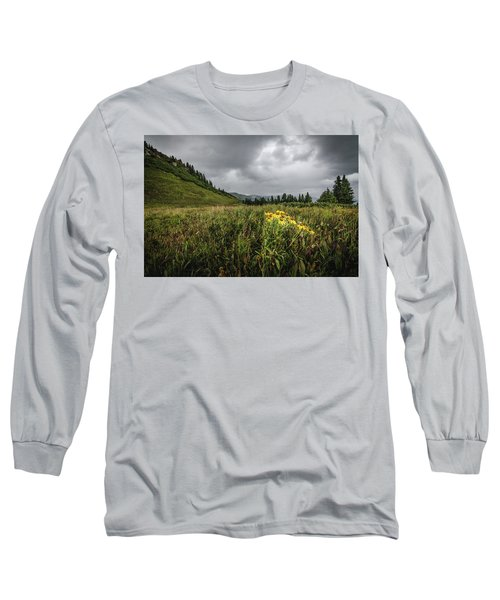 La Plata Wildflowers Long Sleeve T-Shirt