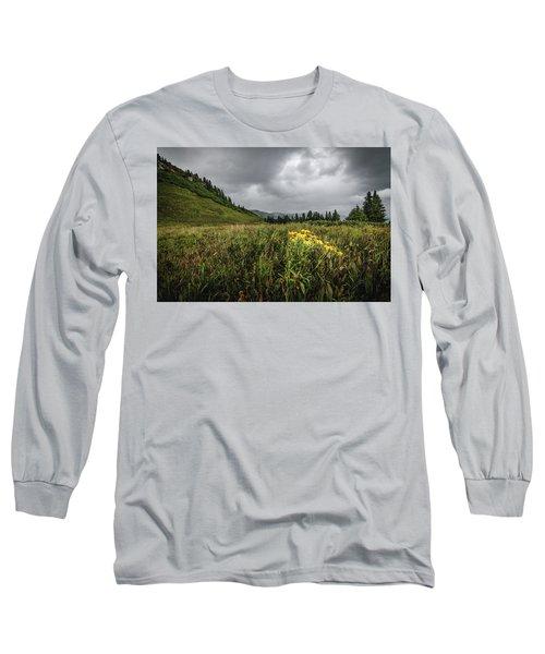 La Plata Wildflowers Long Sleeve T-Shirt