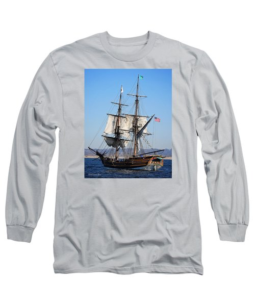 Lady Washington I Long Sleeve T-Shirt