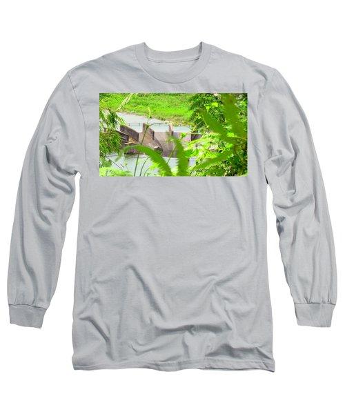 Lake Overflow Long Sleeve T-Shirt