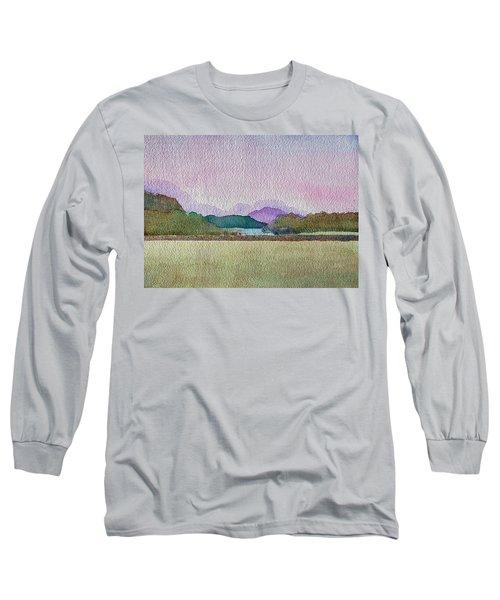 Lakes Of Killarney Long Sleeve T-Shirt