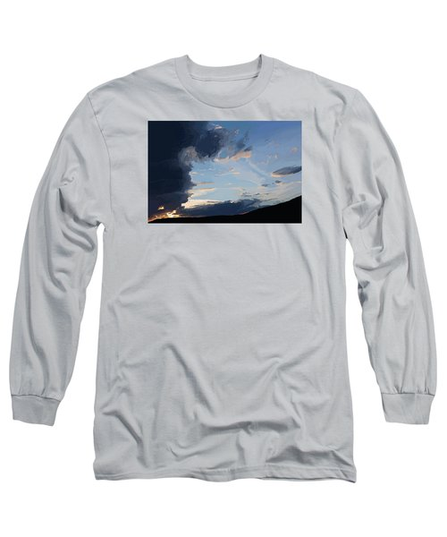 Lamar Sunset Long Sleeve T-Shirt