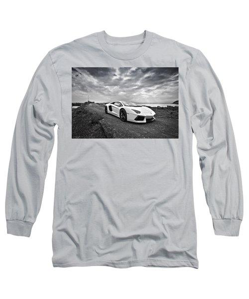 Lamborgini Aventador Long Sleeve T-Shirt