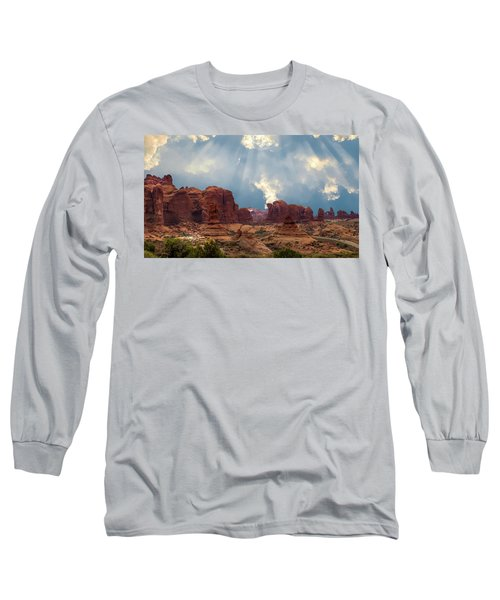 Land Of The Giants Long Sleeve T-Shirt