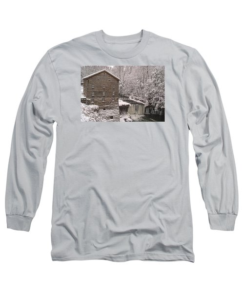Lanterman's Mill Long Sleeve T-Shirt by Michael McGowan