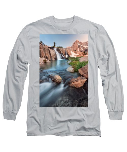 Last Light Long Sleeve T-Shirt by Nicki Frates