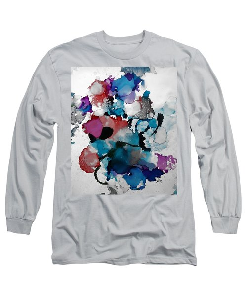 Late Night Magic Long Sleeve T-Shirt by Alika Kumar